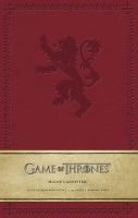 Game of Thrones - Quaderno Lannister - Prodotto Ufficiale HBO
