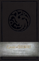 Game of Thrones - Quaderno Targaryen - Prodotto Ufficiale HBO