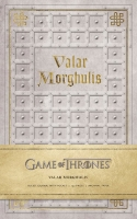 Game of Thrones - Quaderno Valar Morghulis - Prodotto Ufficiale HBO