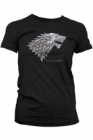 Game of Thrones - T-Shirt da Donna Stark