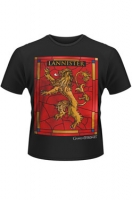 Game Of Thrones - T-Shirt - Lannister - Ufficiale