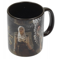 Game of Thrones - Tazza Daenerys Targaryen Drago Drogon - Ceramica - Prodotto Ufficiale HBO