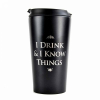 Game of Thrones - Thermos Tyrion - Prodotto Ufficiale HBO