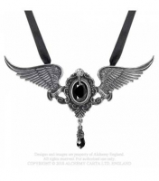 Gioielli - Collana My Soul From The Shadow - Peltro - Swarovski