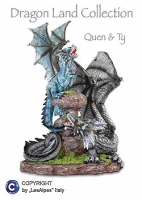 Gotico - Dragon Land - Les Alpes - Draghi Quen & Ty Sui Sassi - 002 009