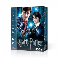 Harry Potter - Gadget - Puzzle Harry - Ufficiale