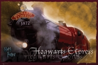 Poster - Harry Potter Hogwarts Express