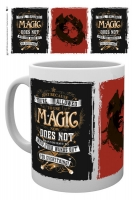 Harry Potter - Gadget - Tazza Whip Your Wands Out - Ufficiale