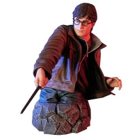Harry Potter - Gadget - Busto Harry Potter - Prodotto Ufficiale Warner Bros.