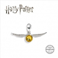 Harry_Potter_Ciondolo_Boccino_d'Oro _con_Cristall_:Swarovski_Prodotto_ufficiale_Warner_Bros_Entertainment_Inc.