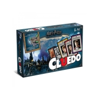 Harry Potter - Cluedo edizione Harry Potter - Prodotto ufficiale © Warner Bros. Entertainment Inc.