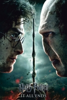 Harry Potter - Poster - Harry Potter 7 Teaser - Prodotto Ufficiale Warner Bros.