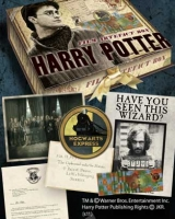 Harry Potter - Box Harry Potter - Prodotto ufficiale © Warner Bros. Entertainment Inc.