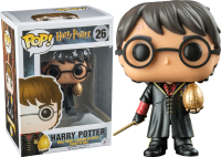 Harry Potter - Funko Pop! Harry n°26 - Prodotto Ufficiale Funko
