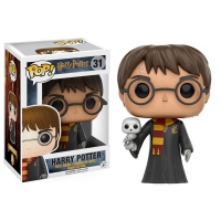 Harry Potter - Funko Pop! Harry n°31 - Prodotto Ufficiale Funko