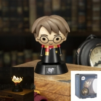 Harry Potter - Lampada Led Harry - Led - Prodotto Ufficiale Warner Bros.