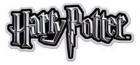 Harry Potter - Gadget - Magnete logo Harry Potter - Prodotto Ufficiale Warner Bros.