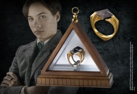 Harry Potter - Anello di Orvoloson Gaunt - Prodotto ufficiale © Warner Bros. Entertainment Inc.