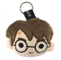 Harry Potter - Portachiavi Peluche Harry Potter - Prodotto Ufficiale Warner Bros