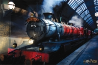 Harry Potter - Poster Treno Hogwarts Express - Prodotto ufficiale Warner Bros