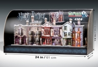 Harry Potter - Puzzle 3D Diagon Alley - Prodotto Ufficiale Warner Bros.