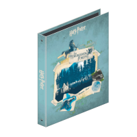 Harry Potter - Quaderno ad anelli Foresta Proibita - Prodotto ufficiale © Warner Bros. Entertainment Inc.