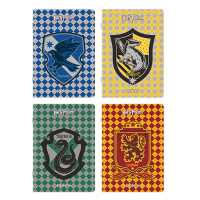 Harry Potter - Quaderno Maxi Case Hogwarts - Prodotto ufficiale © Warner Bros. Entertainment Inc.