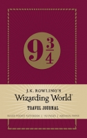 Harry Potter - Quaderno Pocket Binario 9 3/4 - Prodotto Ufficiale Warner Bros