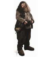 Harry Potter - Sagoma Hagrid - Prodotto ufficiale © Warner Bros. Entertainment Inc.