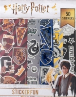 Harry Potter - Set Stickers -  Prodotto Ufficiale Warner Bros.