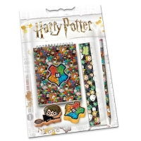 Harry Potter - Set Cartoleria Accio Harry Potter - Prodotto ufficiale © Warner Bros. Entertainment Inc.