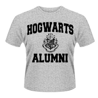 Harry Potter - T-Shirt - Hogwarts Alumni - Ufficiale