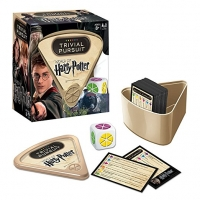 Harry Potter - Trivial Pursuit - Prodotto ufficiale © Warner Bros. Entertainment Inc.