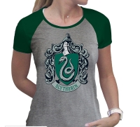 Harry Potter - T-Shirt Donna Serpeverde - Prodotto ufficiale © Warner Bros. Entertainment Inc.