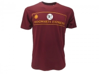 Harry Potter - T-Shirt Hogwarts Express - Cotone - Prodotto ufficiale © Warner Bros. Entertainment Inc.
