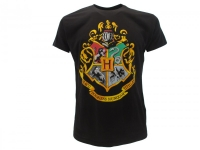 Harry Potter - T-Shirt Hogwarts - Prodotto Ufficiale Warner Bros.