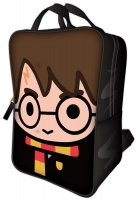 Harry Potter - Zaino Harry Cartoon - Prodotto Ufficiale Warner Bros.