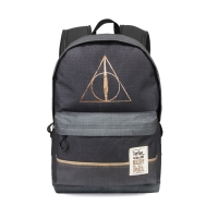 Harry Potter - Zaino HS Deathly Hallows - Prodotto Ufficiale Warner Bros.