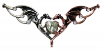 Anne Stokes - Tiara Dragon Heart