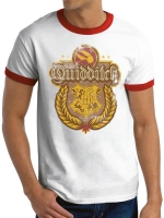 Harry Potter - T-Shirt - Quidditch - Ufficiale