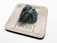 Lo Hobbit - Gadget - Sottobicchiere - Gandalf - War Is Coming - Prodotto Ufficiale