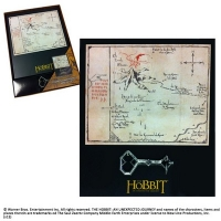 Lo Hobbit - Gadget - Mappa Chiave Thorin - Ufficiale