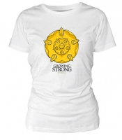 Game of Thrones - T-Shirt da Donna Casata Tyrell