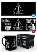 Harry Potter - Tazza Deathly Hallows - CAMBIACOLORE - Ceramica - Ufficiale