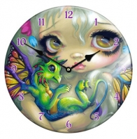 Complementi - Orologio Darling Dragonling - Vetro