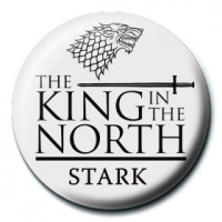Game of Thrones - Spilla Stark