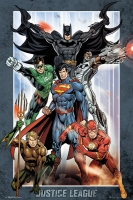 Poster - Justice League Group