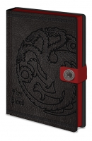 Game of Thrones - Quaderno Targaryen - Prodotto ufficiale © HBO