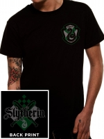Harry Potter - T-Shirt Battitore Serpeverde Quidditch - Prodotto ufficiale © Warner Bros. Entertainment Inc.
