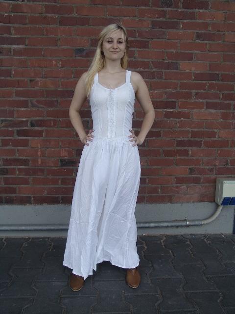 05b798177025 Abiti Medievali - Abito femminile medievale - Vestito lungo medievale -  Cotone - Vestiti medioevali -